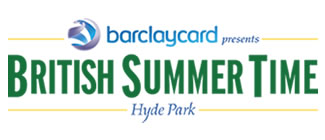 British Summer Time sponsored by Barclaycard logo