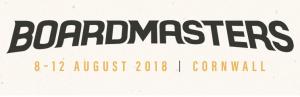 Boardmasters logo - festival