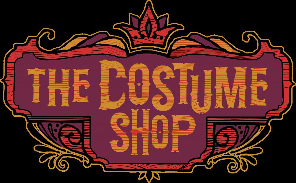 The Boomtown Fair festival costume shop logo